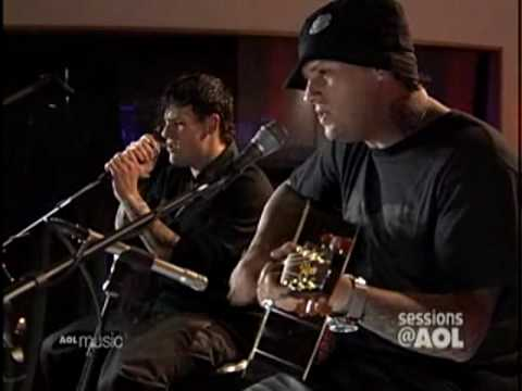 Good charlotte  SOS aol sessions