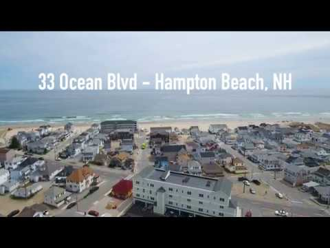 33 Ocean Blvd - Hampton Beach NH | MLS# 4629560 | Proulx Real Estate | KWCR