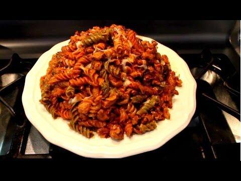 Quick & Easy Chicken Pasta Recipes