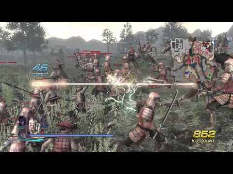 Warriors Orochi 3 Ultimate Part 4 Chapter 6 Clash at Hefei