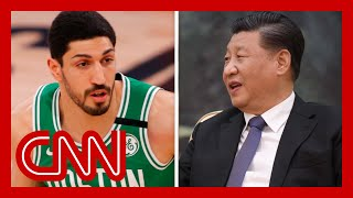 Chinese government reacts to criticism from NBA player