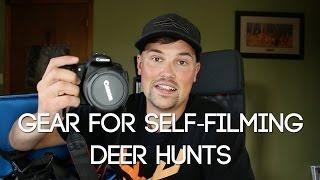 The Gear I Use To Self-Film My Deer Hunts  - #WiredToHuntWeekly 15