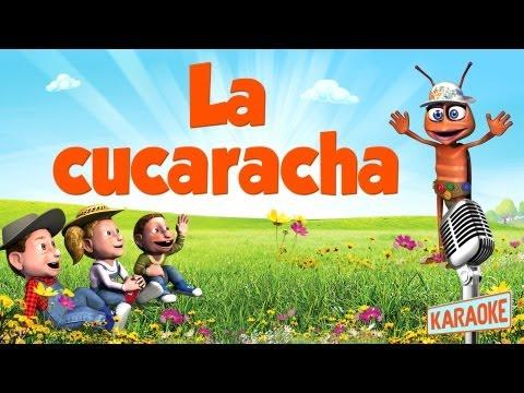 KARAOKE La Cucaracha, con letra