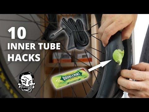 10 Bicycle Inner Tube Hacks
