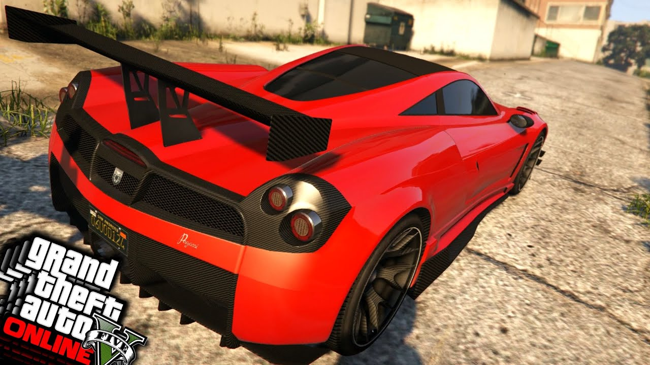 How To Make The Best Car In Gta