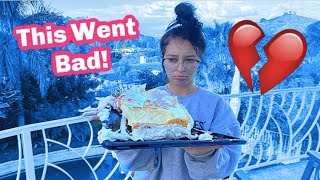 Asking My Boyfriend Out To Prom? *Gone Wrong*