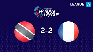 Great game between Trinidad and Martinique!