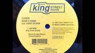 "MOOD II SWING - CLOSER (12"" Inch)"