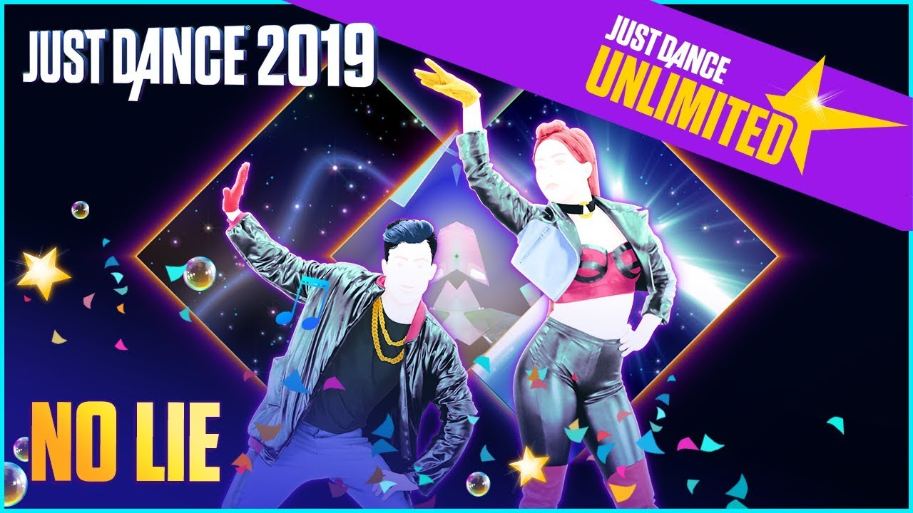 Just Dance Unlimited: No Lie by Sean Paul Ft  Dua Lipa | Official Gameplay  [US]