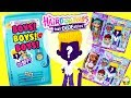 Hairdorables HairDUDEables! Boys + Exclusive Girl BFF Dolls