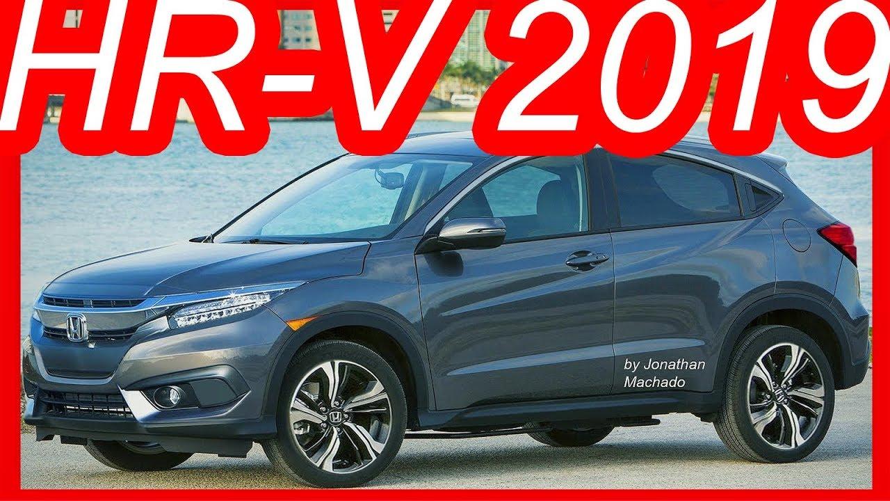 Honda Hrv 2019 >> #PHOTOSHOP #Honda HR-V 2019 #Facelift 2.0 #Flex 155 cv #HondaHRV #HRV - YouTube
