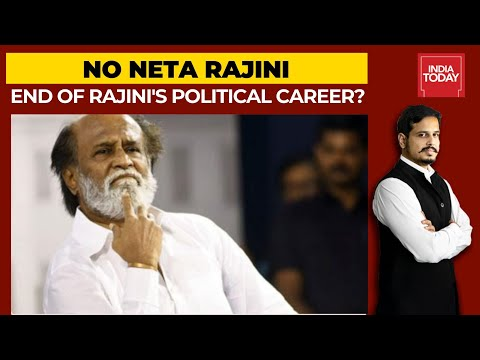 No Neta Rajini: End Of The Road For Rajinikanth's Political Career? | 5ive Live