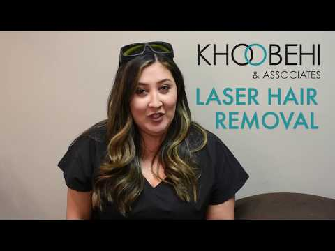 Laser Hair Removal | Khoobehi & Associates