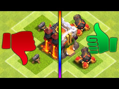 """clash-of-clans---""""fixing-a-rushed-town-hall!""""-tips-n'-tricks-to-recover-from-town-hall-rushing!"""