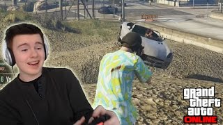 1 HOUR KILLING SPREE [GTA 5 Online Killing Other Players and Chill] #1