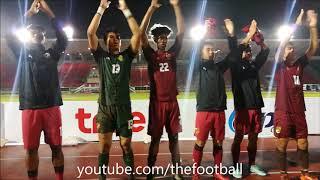 GSB BANGKOK CUP 2018 (U-19) THAILAND 2(1-0)2 JORDAN  5 September 2018 : VDO HD - TheFootball