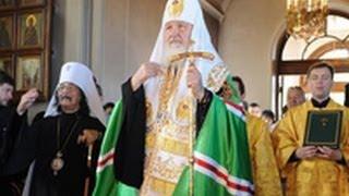 ロシア正教会キリル総主教が12ぶり函館に(2012/09/14)北海道新聞