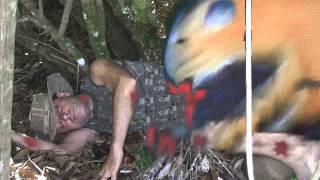 O menino caçador