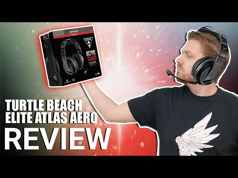 Turtle Beach - Elite Atlas Aero - Wireless Gaming Audio For Less