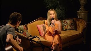 Sabrina Carpenter - Almost Love (Live Acoustic at YouTube Space LA)