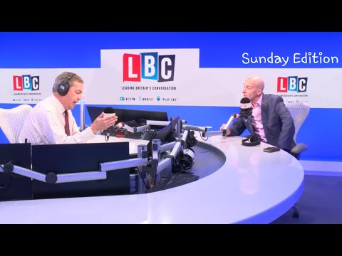 The Nigel Farage Show: Has yesterday's march strengthened the case for a second referendum? 21st Oct