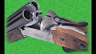 Broń myśliwska śrutowa.