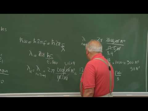 Hydrogen atom (7) - Lyman transitions and lifetimes