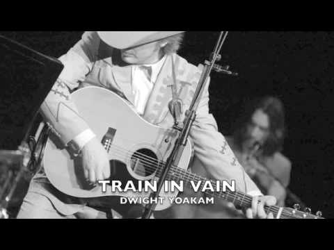 Train In Vain Youtube