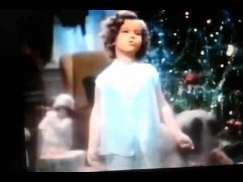 That's what I want for Christmas  - Shirley Temple