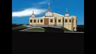 Proposed building of Gurudwara(Sikh Temple)