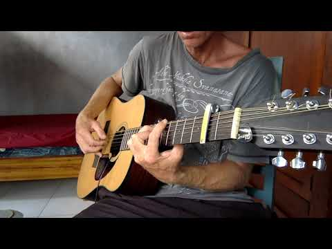 Rowlands Creek Blues - FingerStyle Guitar by Yliac - Ylia Callan