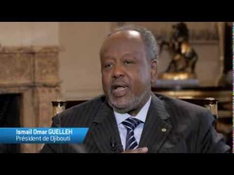 TV5MONDE : invité Ismaïl Omar Guelleh, président de la République de Djibouti