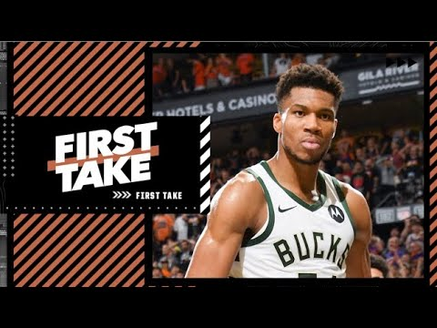 Download Stephen A. predicts the Bucks will close out the series in Game 6 | First Take