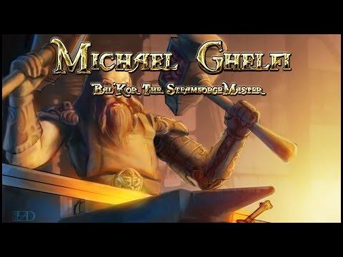 Orchestral Steampunk Music - Bal'Kor The SteamforgeMaster by Michael Ghelfi