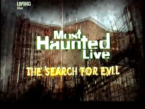 DJ DAN  INTERVIEW/SHORT FILM  -  AS FEATURED ON  *MOST HAUNTED LIVE*  Liverpool 2009