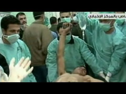 Top Israeli Official: Syria In Control Of Chemical Weapons