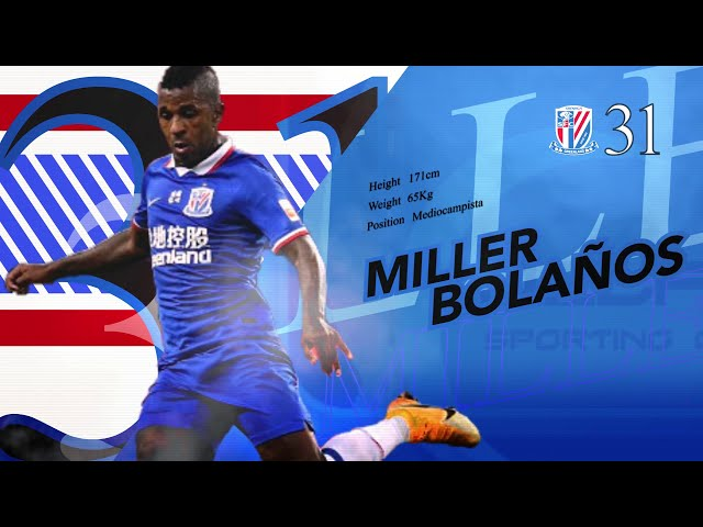 Miller Bolaños - Image Sport