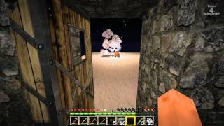 Let's play Minecraft - SkyBlock (2.1) - #12 - Farm überdachen [GERMAN/Deutsch] [HD]