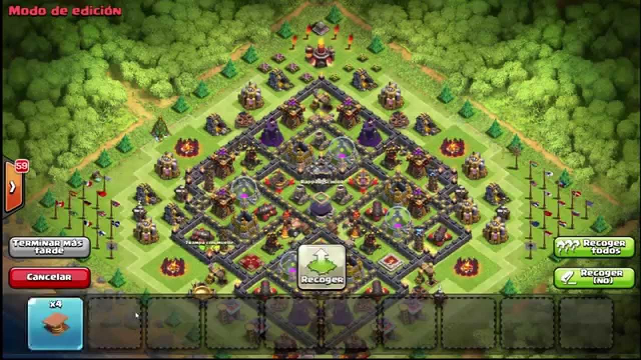 Clash Of Clans Th 10 Farming Base
