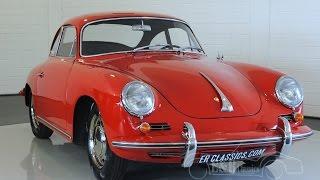 Porsche 356 C 1964 Coupe fully restored in 2015 topcondition -VIDEO- www.ERclassics.com