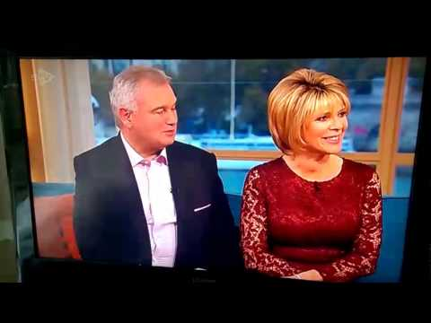Eamonn Holmes called a CUNT by his Wife on Air