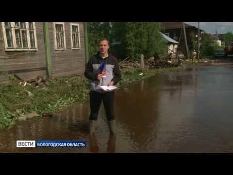 Вытегра приходит в себя после наводнения. Что сейчас происходит в городе?