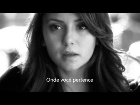 Damon & Elena /The Weeknd - Where You Belong (tradução) .
