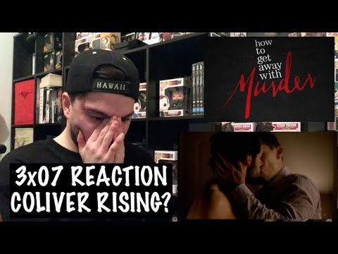HOW TO GET AWAY WITH MURDER - 3x07 'CALL IT MOTHER'S INTUITION' REACTION