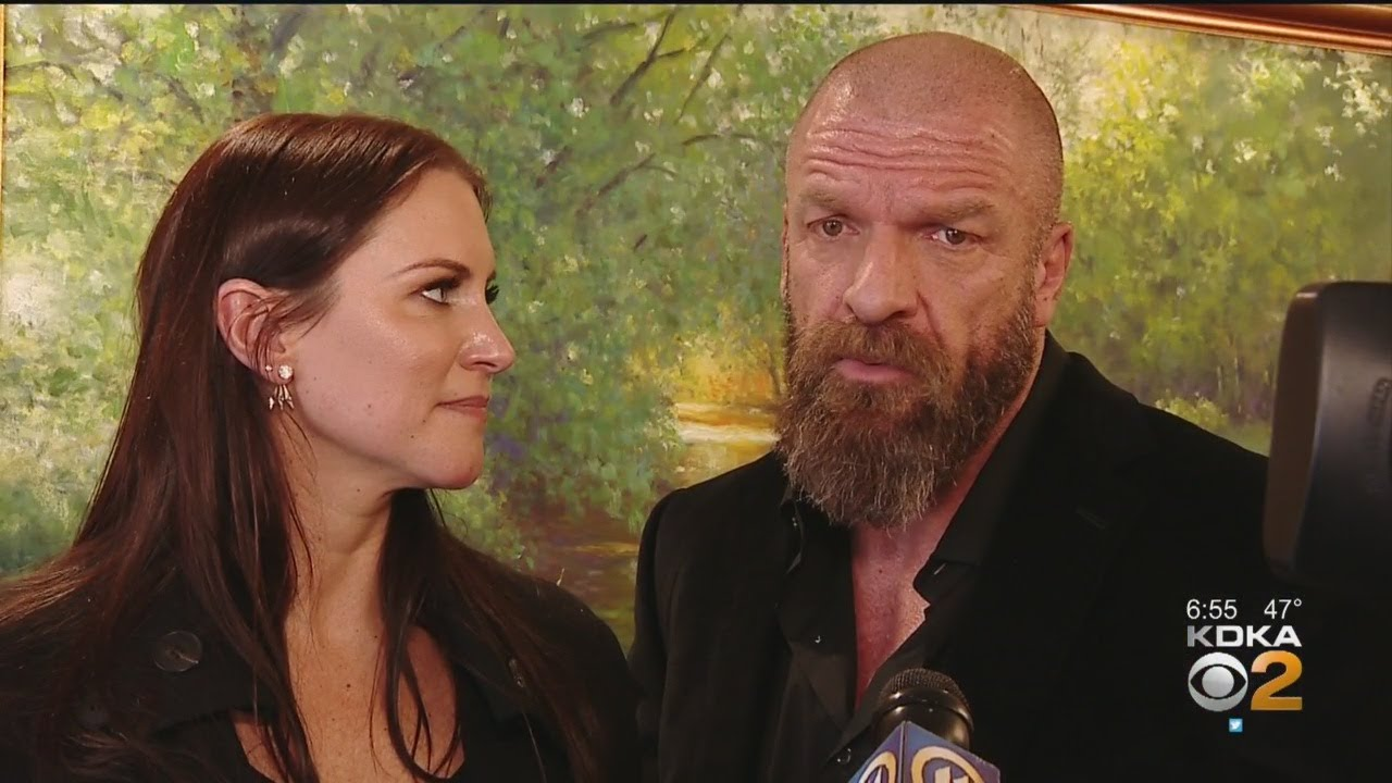 $1 Million Donated To Children's Hospital By WWE Executives