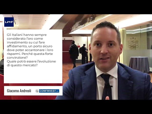 L'investimento in oro - Cofinvest (Giacomo Andreoli)