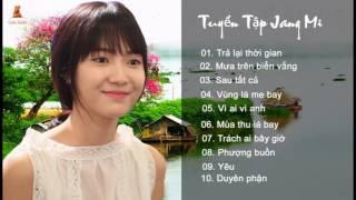 Tuyển tập những bản cover hay nhất của Jang Mi 2016
