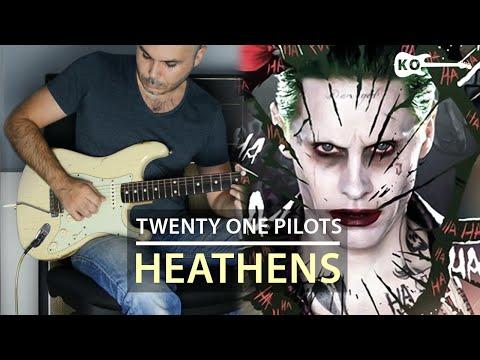Twenty One Pilots - Heathens - Electric Guitar Cover by Kfir Ochaion