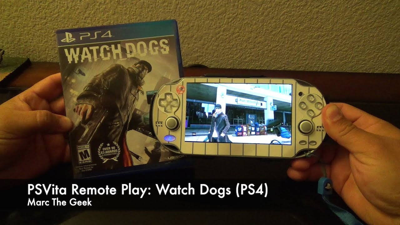 What Is Disc  Watch Dogs