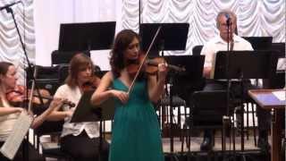 Моцарт Концерт 4 для скрипки с оркестром ре мажор